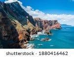 Landscape Of Madeira Island  ...