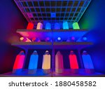 the change pencils light color | Shutterstock . vector #1880458582