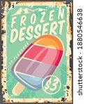 frozen dessert promotional... | Shutterstock .eps vector #1880546638