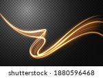 abstract light speed motion... | Shutterstock .eps vector #1880596468