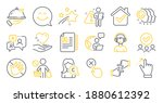 Set Of People Icons  Such As...