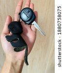 In This Picture Car Keys Has...