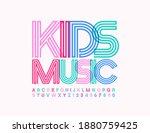 vector creative poster kids... | Shutterstock .eps vector #1880759425