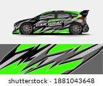 car graphic background vector.... | Shutterstock .eps vector #1881043648