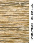 kraft paper texture background... | Shutterstock . vector #1881053632
