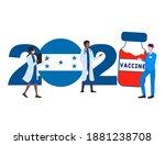 2021 Year. Covid 19 Vaccine...