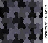 vector background with dark... | Shutterstock .eps vector #188135375