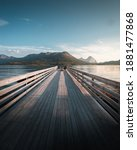 Small photo of The Smoothest Pier in the World in Norway