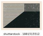 trendy abstract creative... | Shutterstock .eps vector #1881515512