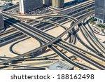 Highway Intersection Dubai