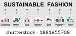 vector banner of sustainable...   Shutterstock .eps vector #1881655708