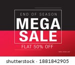 sale and special offer tag ... | Shutterstock .eps vector #1881842905