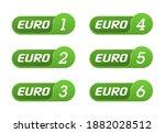 european emission standards...   Shutterstock .eps vector #1882028512