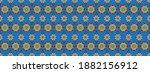 modern indonesian batik.... | Shutterstock .eps vector #1882156912