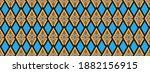 modern indonesian batik.... | Shutterstock .eps vector #1882156915