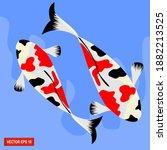 vector illustration of... | Shutterstock .eps vector #1882213525