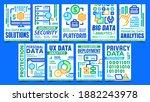 data scientist creative promo... | Shutterstock .eps vector #1882243978