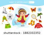 educational game for children.... | Shutterstock .eps vector #1882332352