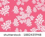 luxurious japanese pink... | Shutterstock .eps vector #1882435948