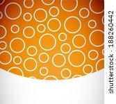 Summer Orange Background With...