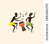 African Ethnic Music Dance...