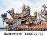 Historical Roof Of Ancient...