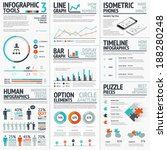stunning infographic elements...