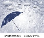illustration in grunge  style   ... | Shutterstock . vector #188291948