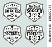 Blank Soccer Template Clip Art, Vector Blank Soccer ...