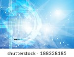 abstract global infinity... | Shutterstock .eps vector #188328185