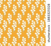 seamless pattern with bright... | Shutterstock .eps vector #1883325328