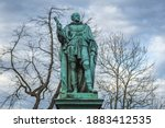 Sculpture Of Prince Frederick...
