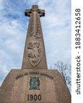 Scottish Horse Memorial In...
