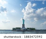 Statue Of Liberty In Liberty...