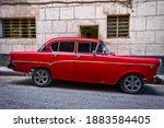 Havana  Cuba  July 2019  View...