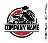 Dump Truck Company Logo...