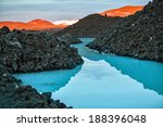Blue Lagoon   Volcanic...
