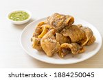 Crispy Gourami Fish With Spicy...