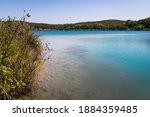 Scenic View Of Beautiful Lake...