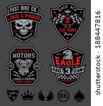 ace,arms,art,banner,bike,biker,black,bolt,checker,chopper,coat,cool,crest,crown,custom