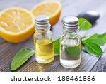 aroma oil | Shutterstock . vector #188461886