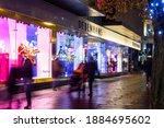 london  england  2 december... | Shutterstock . vector #1884695602