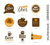 beer icon set   3 | Shutterstock .eps vector #188484032