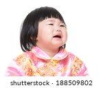 chinese lovely little girl   Shutterstock . vector #188509802