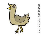cartoon bird | Shutterstock . vector #188513582