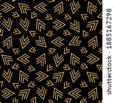 lines art. seamles pattern.... | Shutterstock .eps vector #1885167298