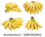 Baby Bananas Bunches Set ...