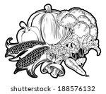 an illustration of vegetables ... | Shutterstock .eps vector #188576132