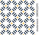 stripes motif cute baby pattern ...   Shutterstock .eps vector #1885812295