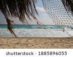 Ocean Beach View In Mexico.